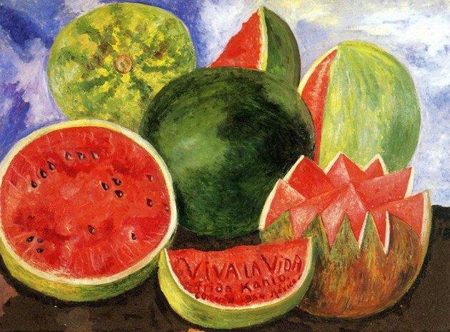 1954 VIVA LA VIDA, 1954 - Óleo masonite 52 x 72 cm