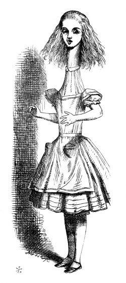 Alicia de las maravillas John Tenniel