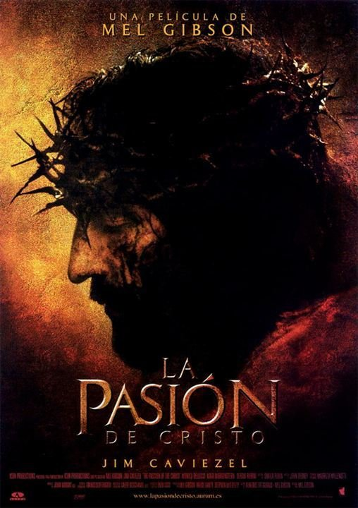 poster passion of the christ