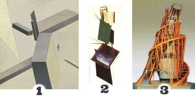 movimientos artísticos del siglo XX