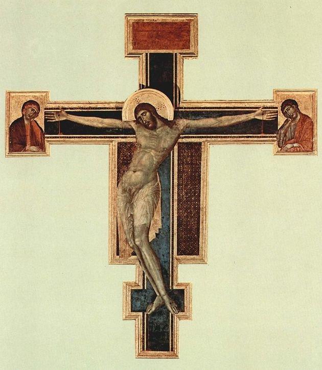 Cimabue Crucifijo