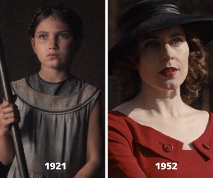 Agnes serie Dark