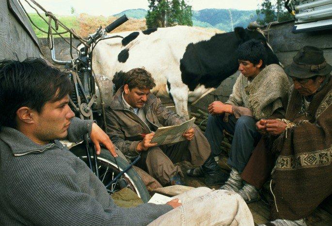 Ernesto y Alberto conocen de primera mano a los lugareños.