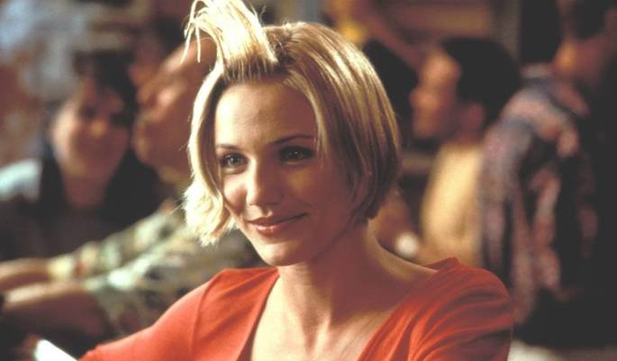 Fotograma de la película Algo pasa con Mary