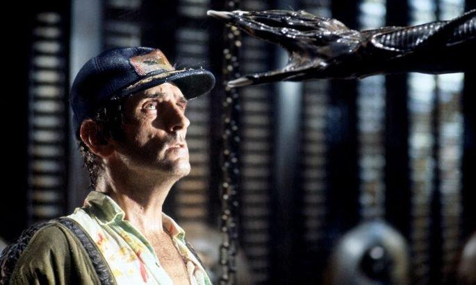Fotograma de la película Alien, el octavo pasajero