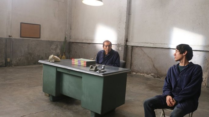 Fotograma de la película Almacenados