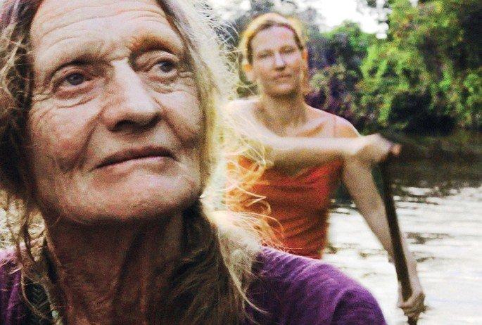 Fotograma del documental Amazona
