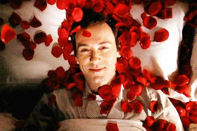 Fotograma de la película American Beauty