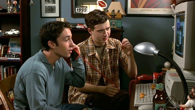 Fotograma de la película American Pie