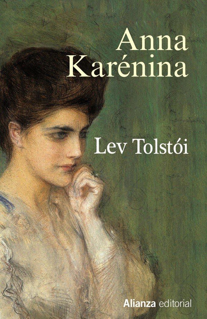 Portada del libro Ana Karenina