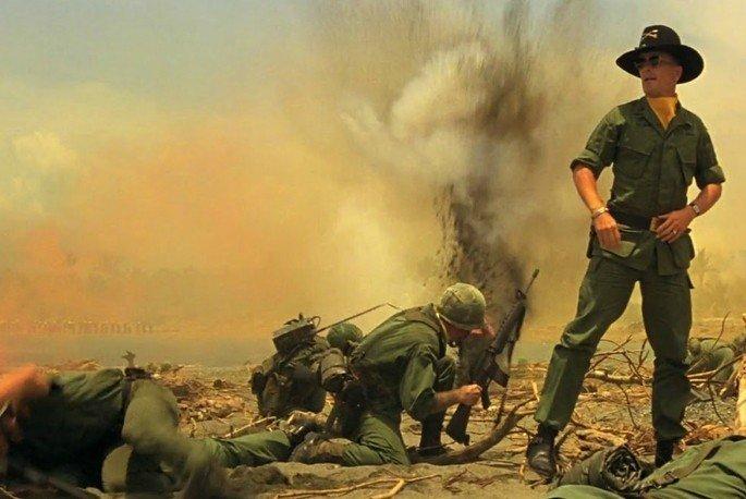 Fotograma de la película Apocalypse Now