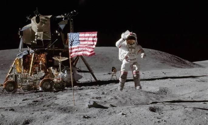 Fotograma del documental Apolo 11