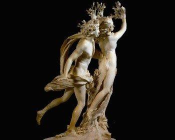 Apolo y Dafne de Gian Lorenzo Bernini