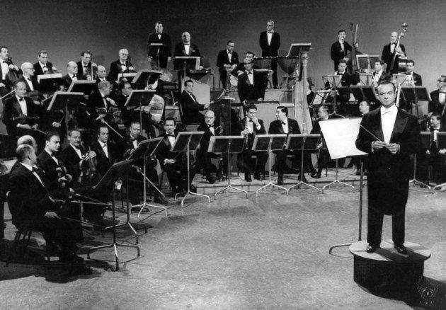 Piazzolla y orquesta
