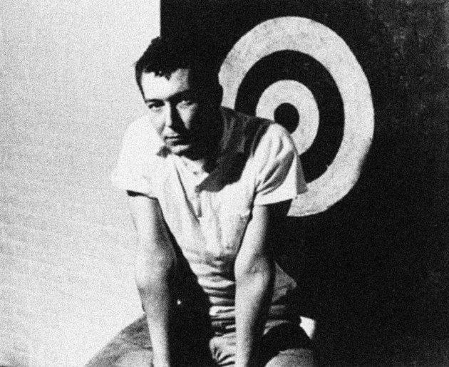 Jasper Johns Autorretrato