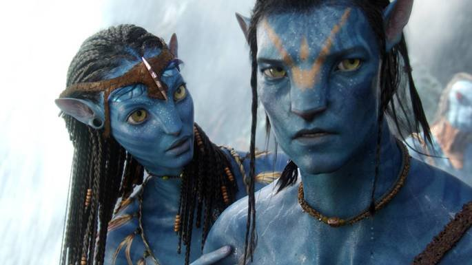 Fotograma de la película Avatar