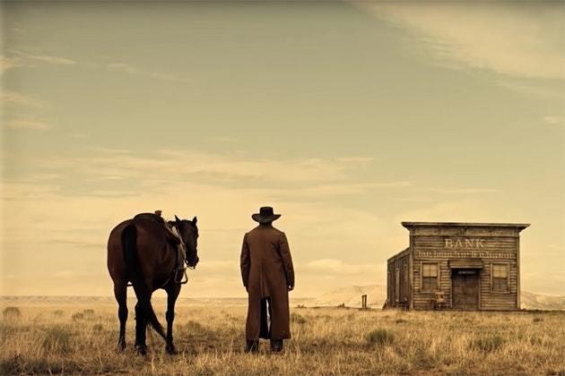 Fotograma de la película La balada de Buster Scruggs