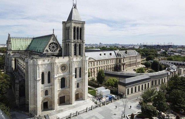 Basílica Saint-Denis