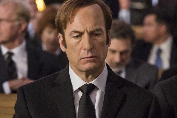 Fotograma de la serie Better Call Saul