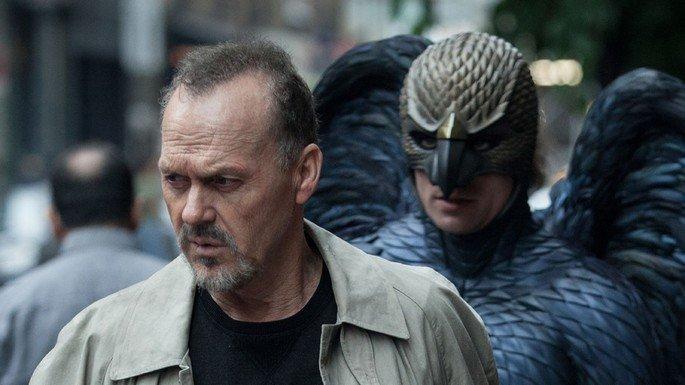 Fotograma de la película Birdman.