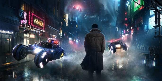 Fotograma de la película Blade runner