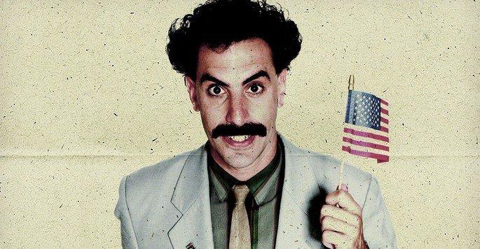 Película Borat