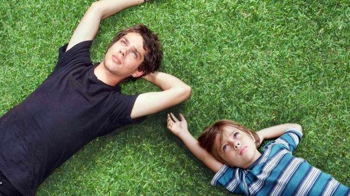 Fotograma de la película Boyhood
