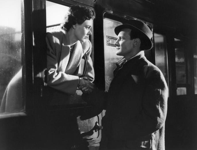 Fotograma de la película Breve Encuentro