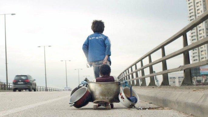 Fotograma de la película Cafarnaúm