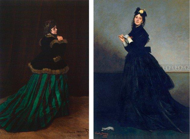 Monet y Duran