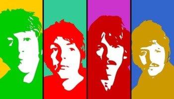Canción Don't Let Me Down de Los Beatles