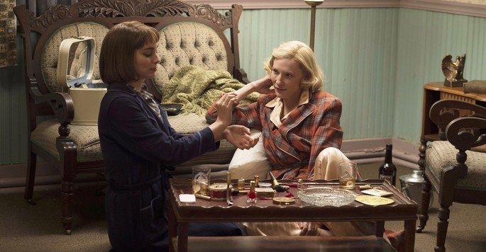 Fotograma de la película Carol