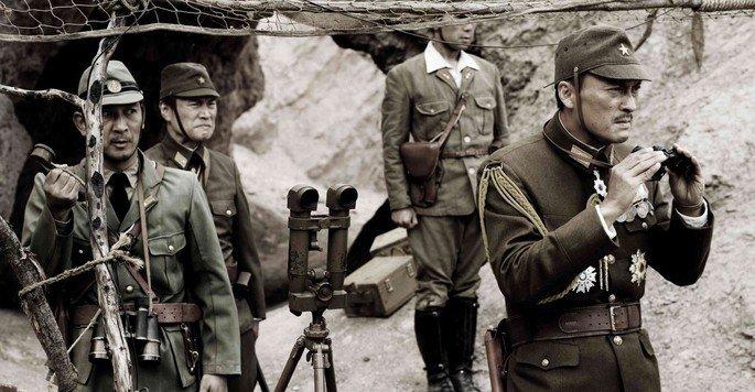 Fotograma de la película Cartas desde Iwo Jima