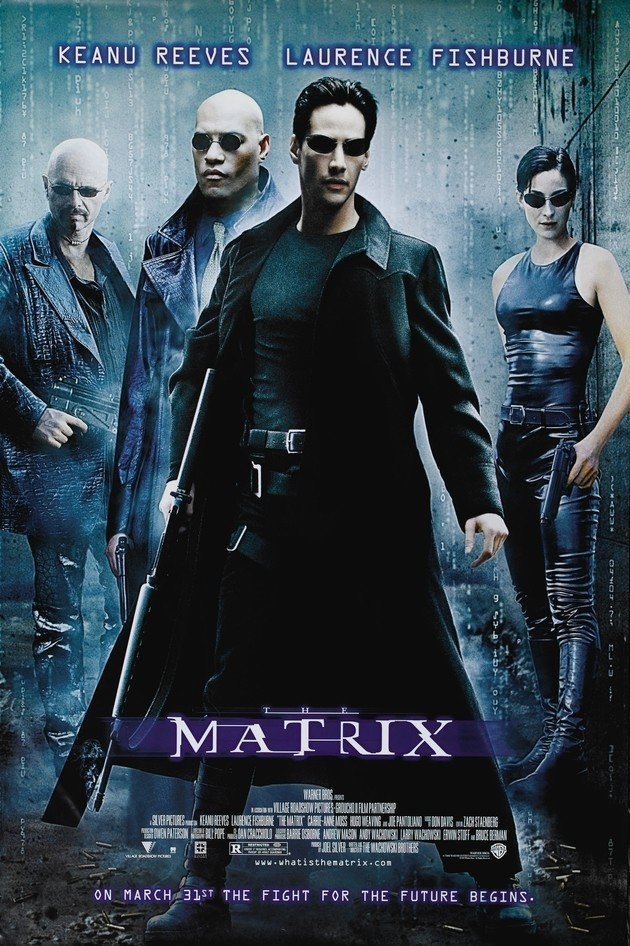 Cartel de la película Matrix