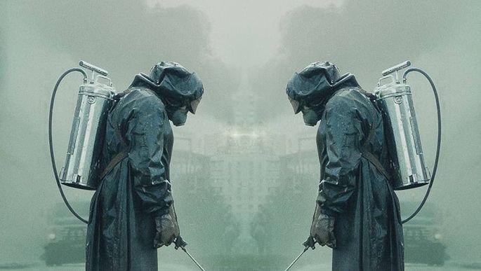 Fotograma de la serie Chernobyl