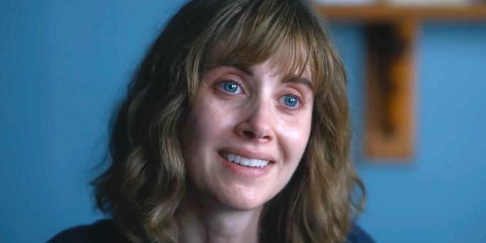 Fotograma de la película La chica que amaba a los caballos