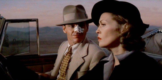 Fotograma de la película Chinatown