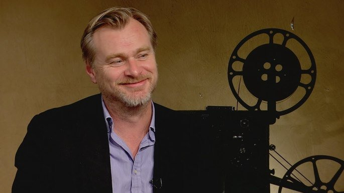 Christopher Nolan foto