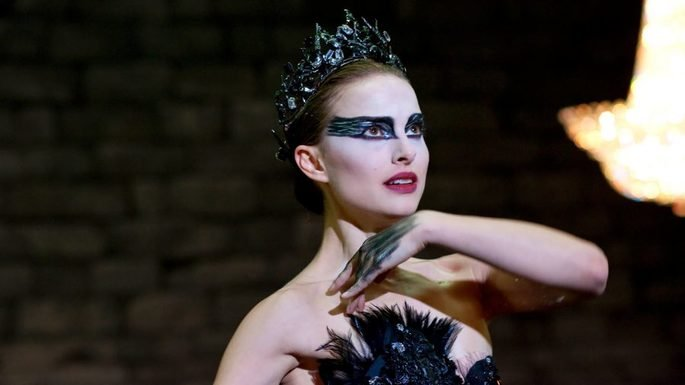 Fotograma de la película Cisne negro
