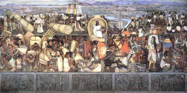Rivera Tenochtitlan