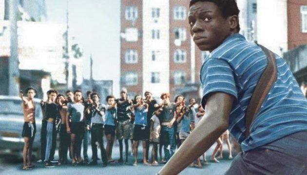 Fotograma de la película Ciudad de Dios