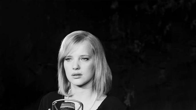 Fotograma de la película Cold War