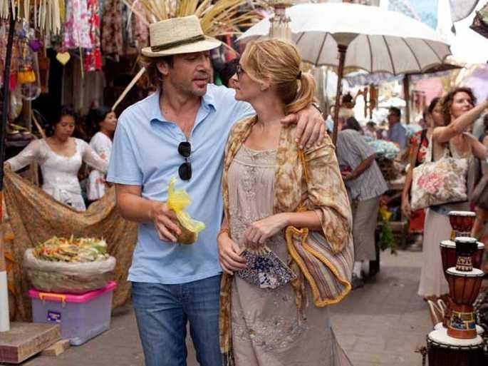 Fotograma de la película Come, reza, ama
