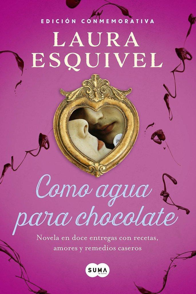 Portada del libro Como agua para chocolate