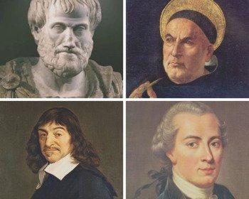 Las 20 corrientes filosóficas más importantes