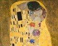 Cuadro El beso de Gustav Klimt