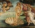 Cuadro El nacimiento de Venus de Sandro Botticelli
