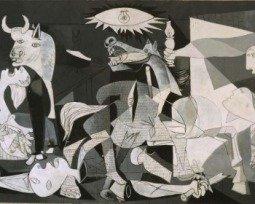 Cuadro Guernica de Pablo Picasso