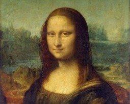Cuadro Mona Lisa o La Gioconda de Leonardo da Vinci