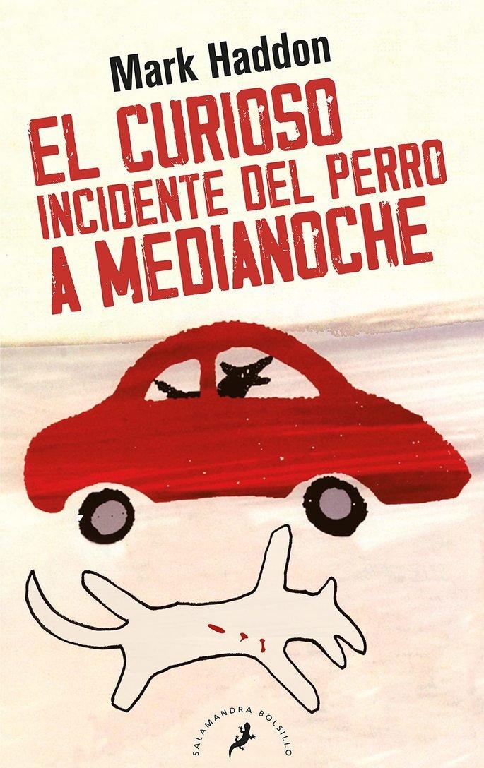 Portada del libro El curioso incidente del perro a media noche